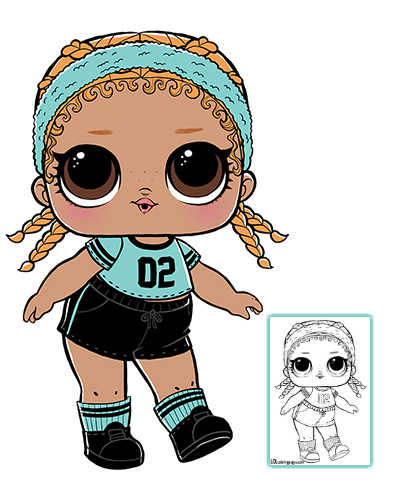 lol dolls clipart at getdrawings com free for personal Bee Classroom Clip Art Teacher Boarder