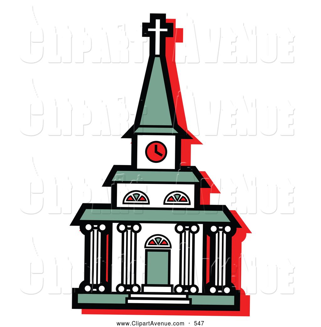 1024x1044 Church Tower Clipart