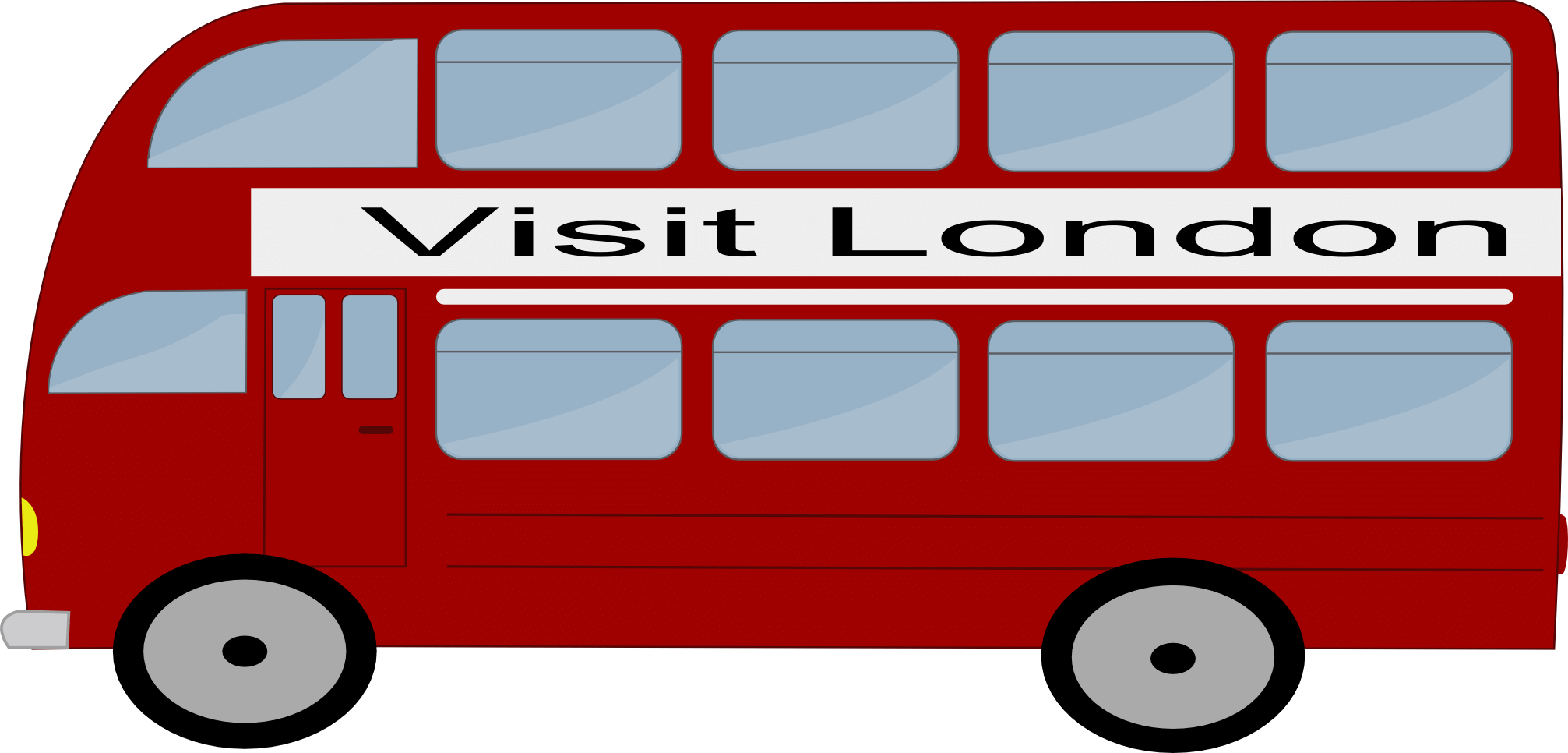 2013x966 Animated London Cliparts