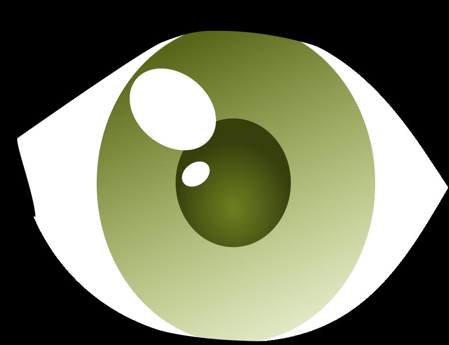 900x692 Manga Eye (Right) Clipart Clipart Panda