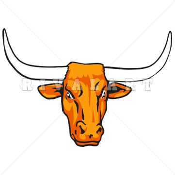 361x361 Longhorn Clipart Tooling Designs