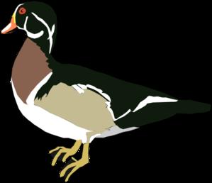 299x258 Duck Clip Art