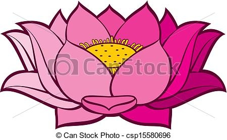 450x278 Lotus Flower Clipart Lotus Flower Eps Vectors Search Clip Art