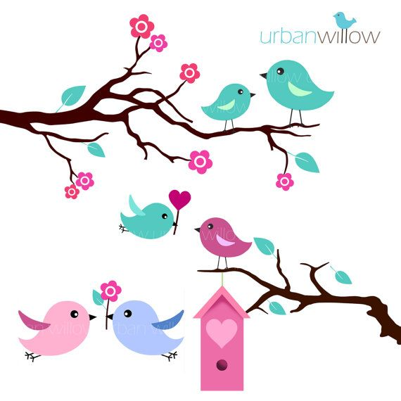 570x570 Mint Love Birds