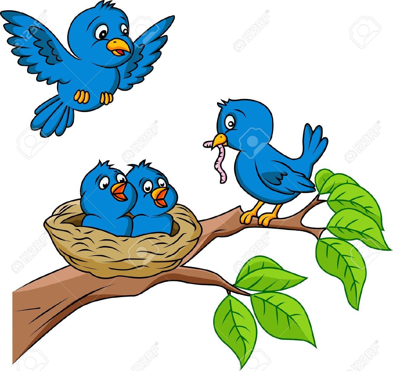 1300x1229 Clip Art Bird Nest Clip Art