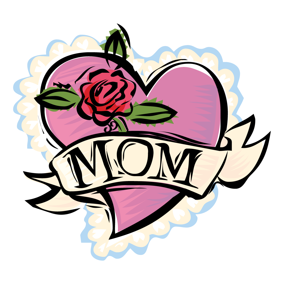 1200x1200 Happy Birthday Mom Quotes Clipart