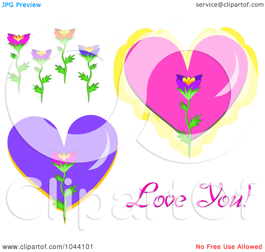 1080x1024 I Love You Clipart Clipart Panda