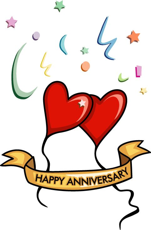 482x732 Happy Anniversary Clip Art Free 95 Best Anniversary Quotes Images