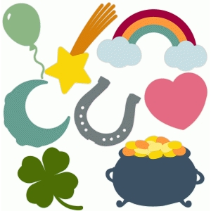 Lucky Charms Clipart