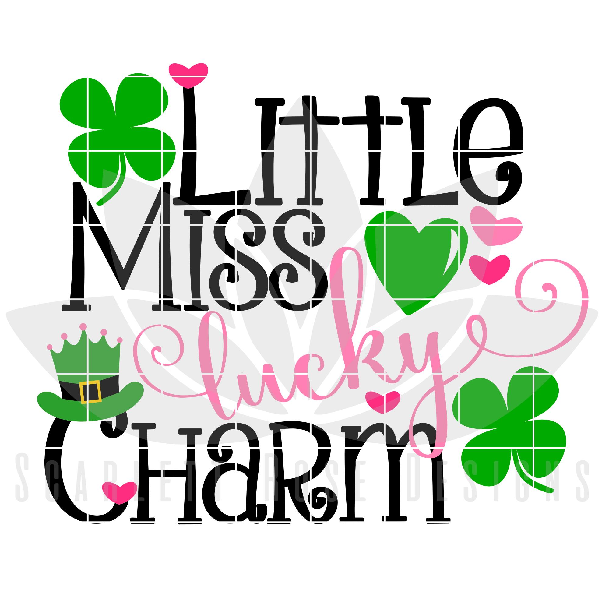 2000x2000 Little Miss Lucky Charm