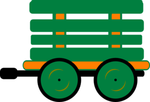 300x204 Toot Toot Train Catle Carriage Clip Art