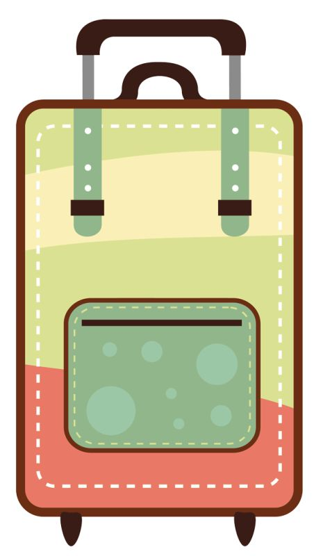 Luggage Clipart