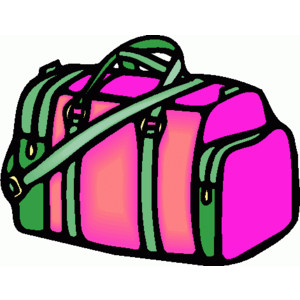 300x300 Luggage Suitcase Clipart