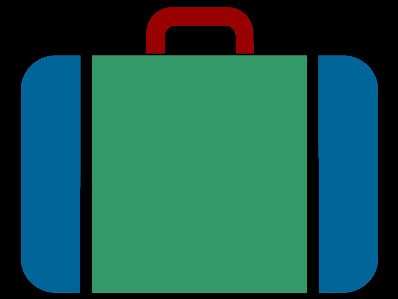 1280x960 Open Suitcase Clipart Free Download Clip Art 2 3