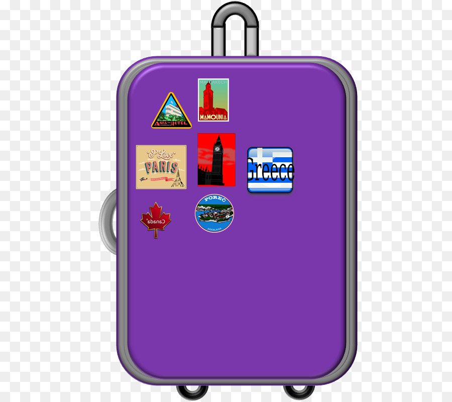 900x800 Suitcase Baggage Clip Art