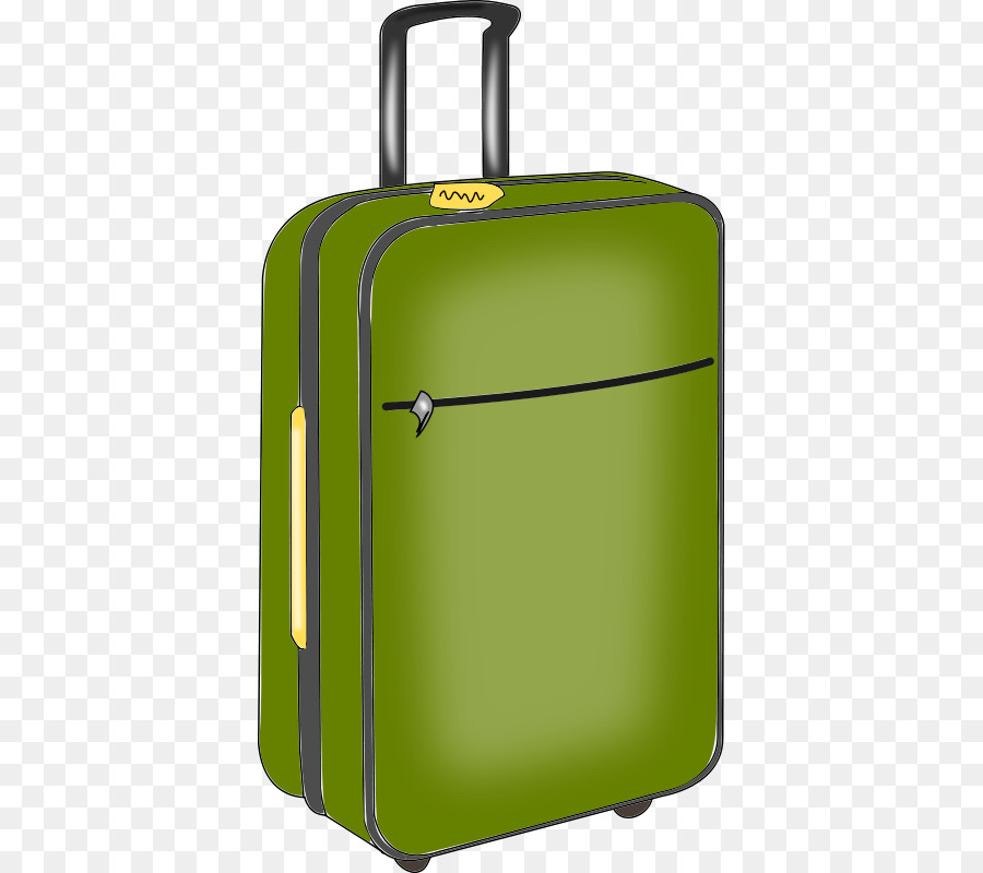 900x800 Suitcase Baggage Travel Clip Art