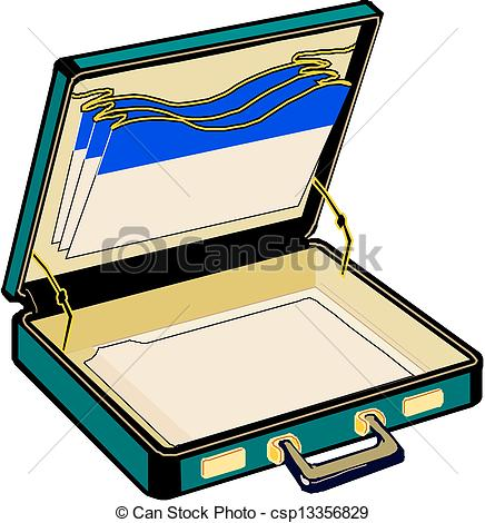 436x470 Suitcase Clipart Case