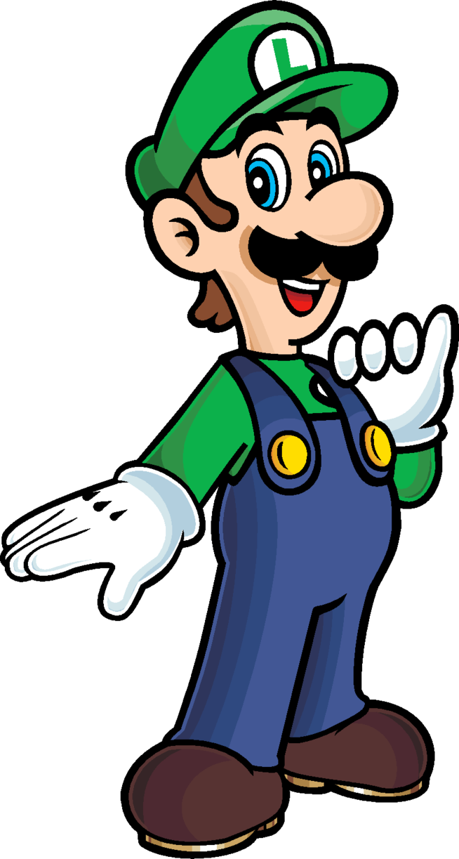 654x1223 I'M A Luigi, Numbere! By Blistinaorgin