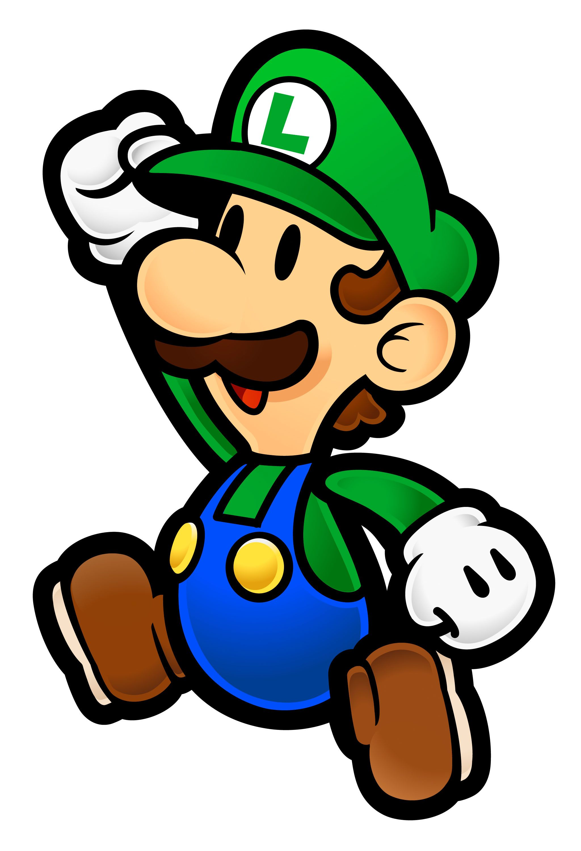 2048x3000 Luigi 2d