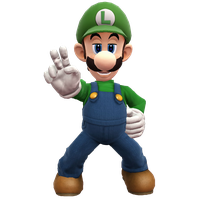 200x200 Download Luigi Free Png Photo Images And Clipart Freepngimg
