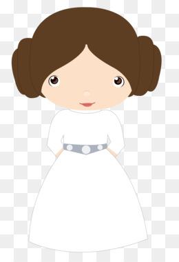 260x380 Leia Organa Chewbacca Han Solo Luke Skywalker Clip Art