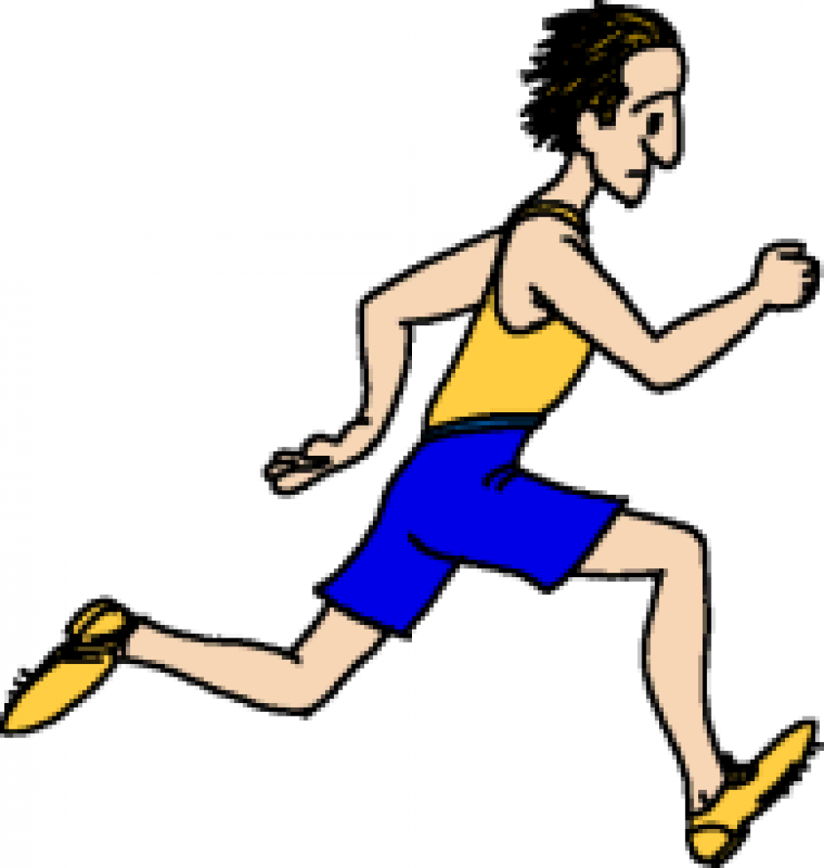 930x979 Running Clip Art Free Collection Download And Share Running Clip Art