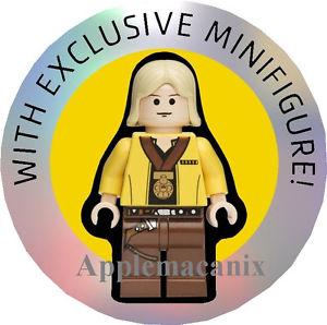 300x298 New Lego Star Wars Exclusive Yellow Torso Medal Luke Skywalker