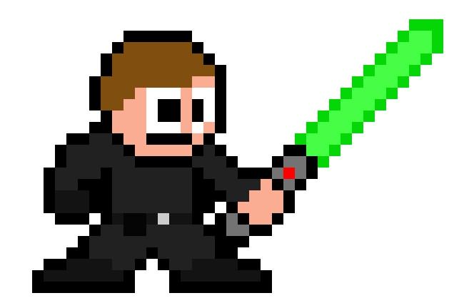 650x425 Star Wars) Luke Skywalker Rotj By Volgaria99