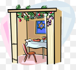 260x240 Sukkah Sukkot Jewish Holiday Mitzvah Clip Art