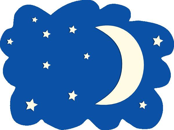 600x447 Lunar Clipart Starts