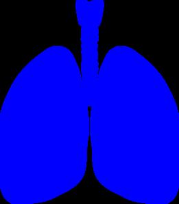 261x297 Lung Patient Celebration Image Clip Art