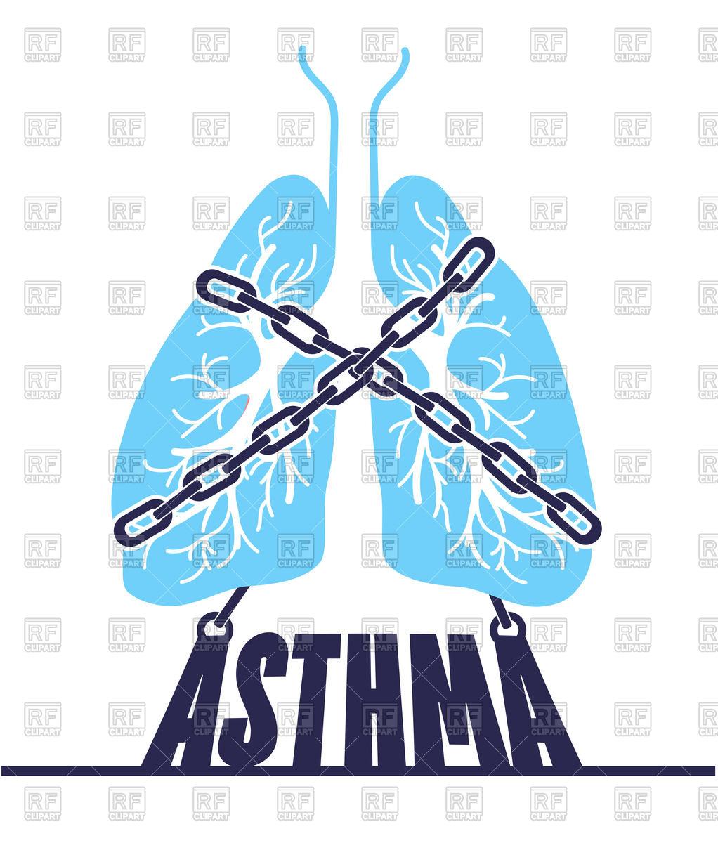 1022x1200 Bronchial Asthma Concept