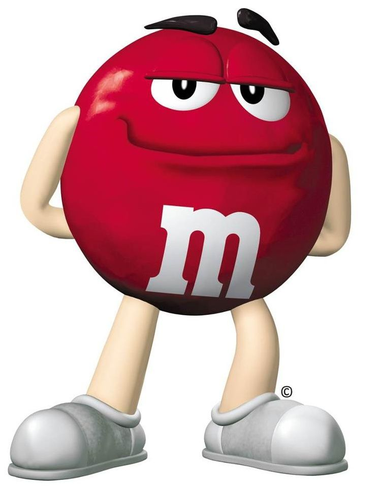 M And M Clipart