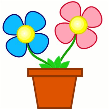 350x350 Free Flower Clipart Free Flowers Images Free Download Clip Art