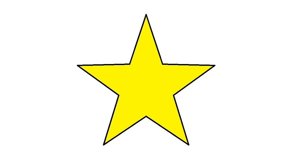 1152x648 M And Star Clipart