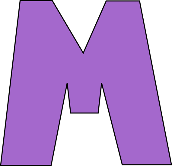570x550 Purple M And Ms Clipart