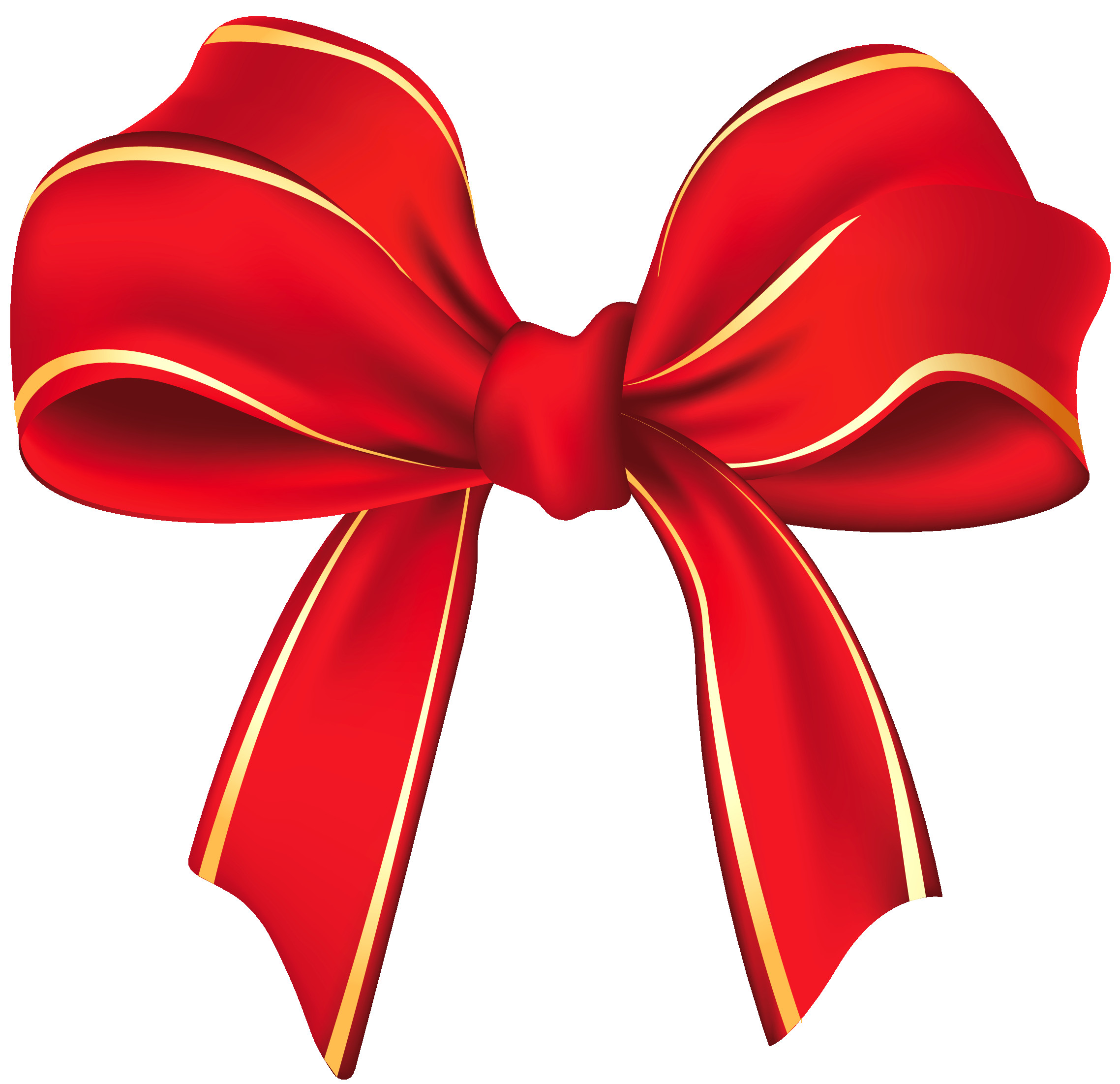 2277x2203 Red Ribbon And Bow Png Clipart Image Png M 1440039301 Clip Art