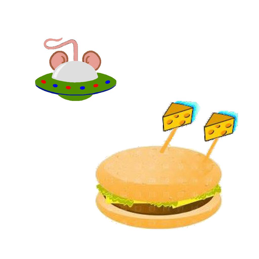 1024x1024 Fast Food Clip Art