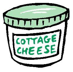 253x248 Soft Cheese Clipart