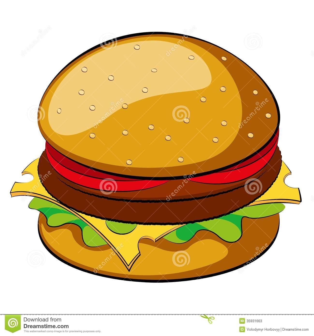 1300x1390 Burger Clip Art Jpg 2