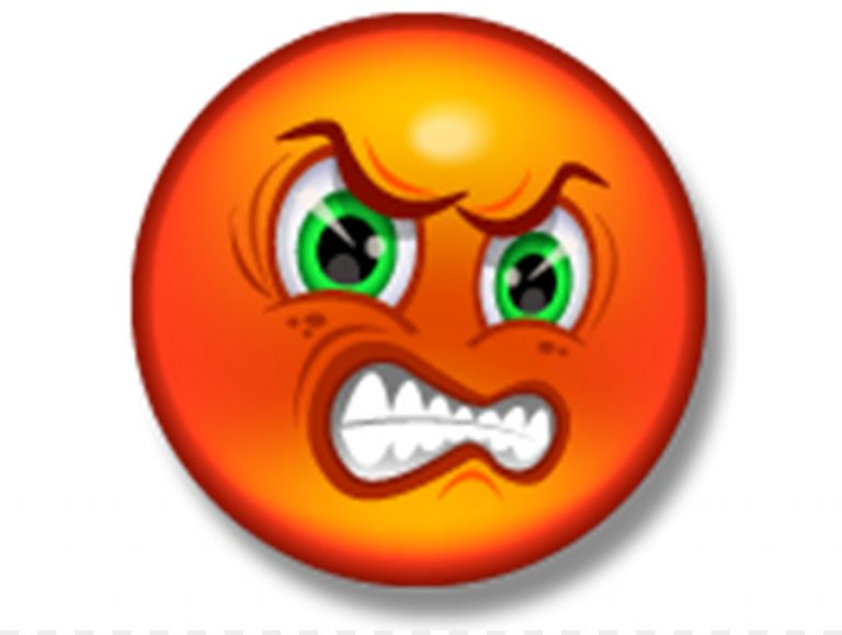 768x580 Mad Face Clipart Anger Face Smiley Clip Art Mad Face Png Download