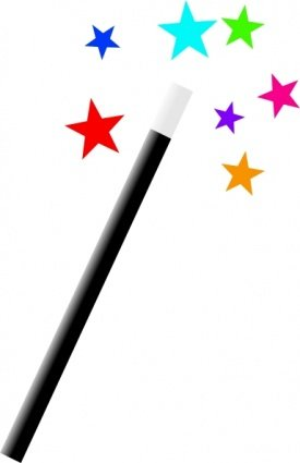 275x425 Free Magic Wand Clipart And Vector Graphics