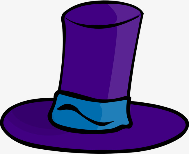 650x531 Blue Top Hat, Blue, Top Hat, Magic Hat Png Image And Clipart