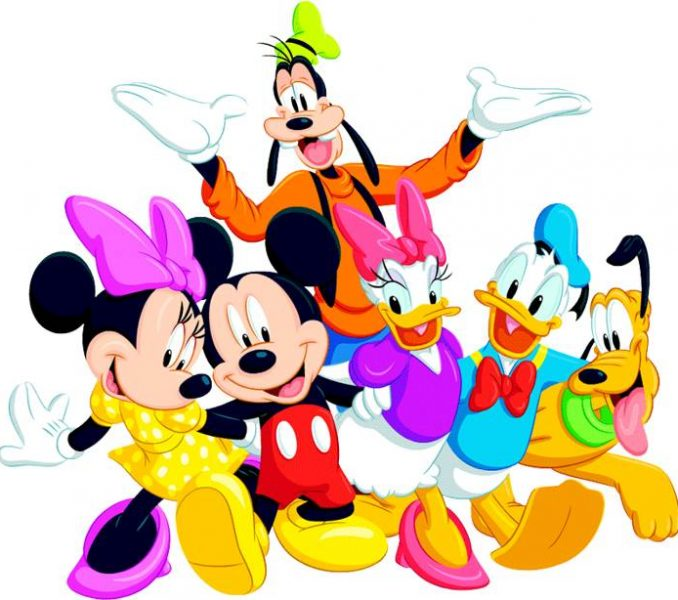 678x600 Extremely Creative Disney World Clipart Magic Kingdom Clip Art