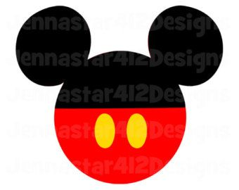 340x270 Mickey Head Clip Art Disney Disney Ideas