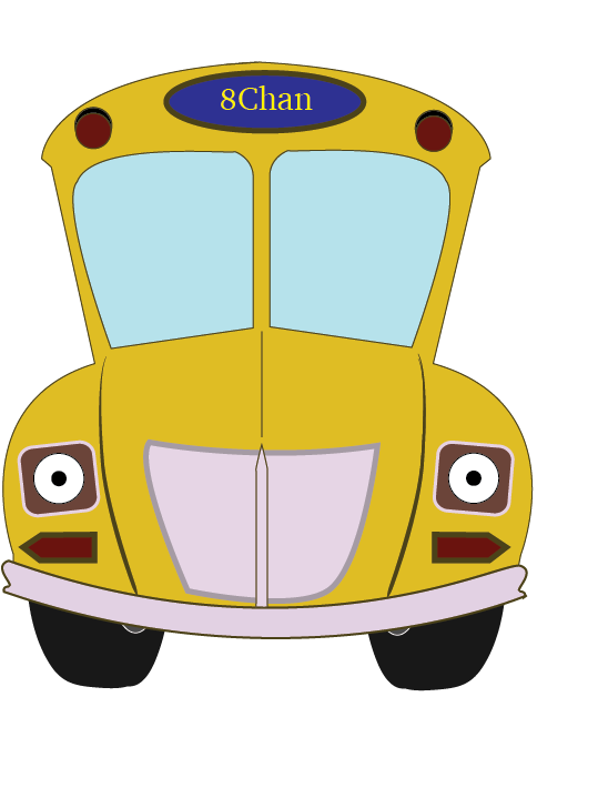 539x710 Magic School Bus Vector (Front) By Thumper314