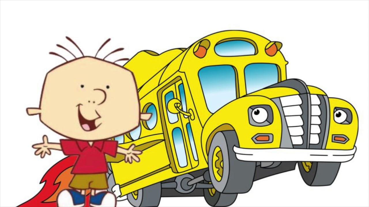 1280x720 Stanleymagic School Bus (Musical Mashup)