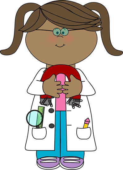398x550 Kid Scientist With A Magnet With A Magnet Ciencias