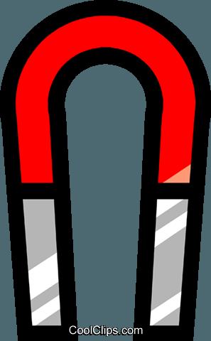 297x480 Symbol Of A Magnet Royalty Free Vector Clip Art Illustration