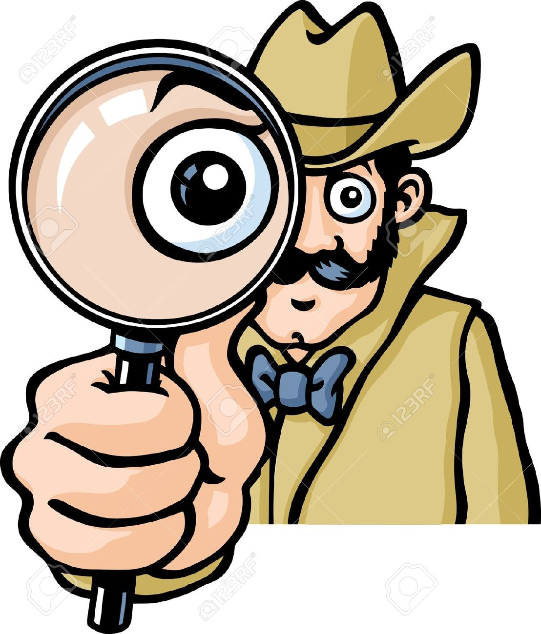 1108x1300 Beautifully Idea Detective Clipart Black And White Magnifying